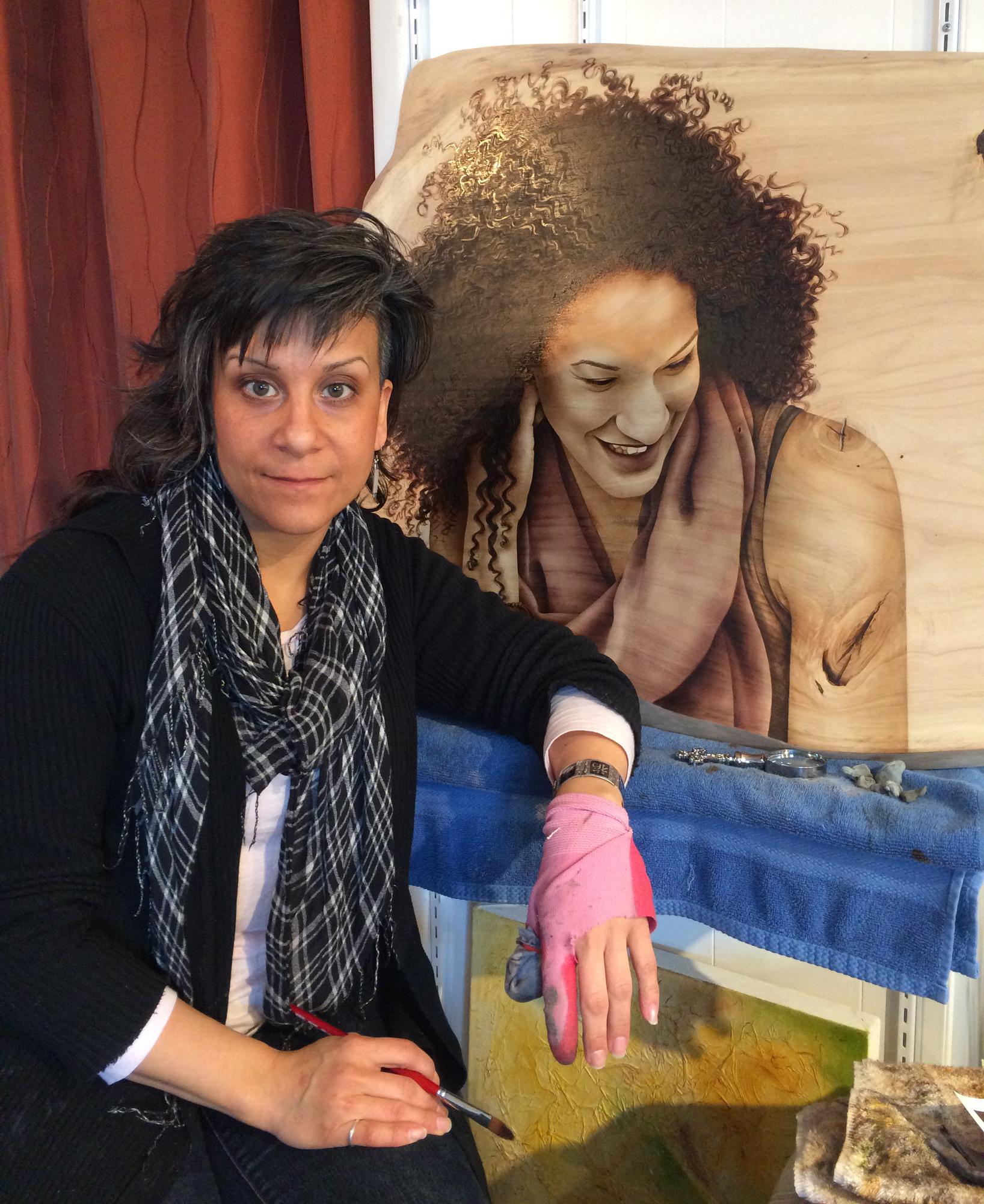 D Nina Cruz with Raggio Di Sole