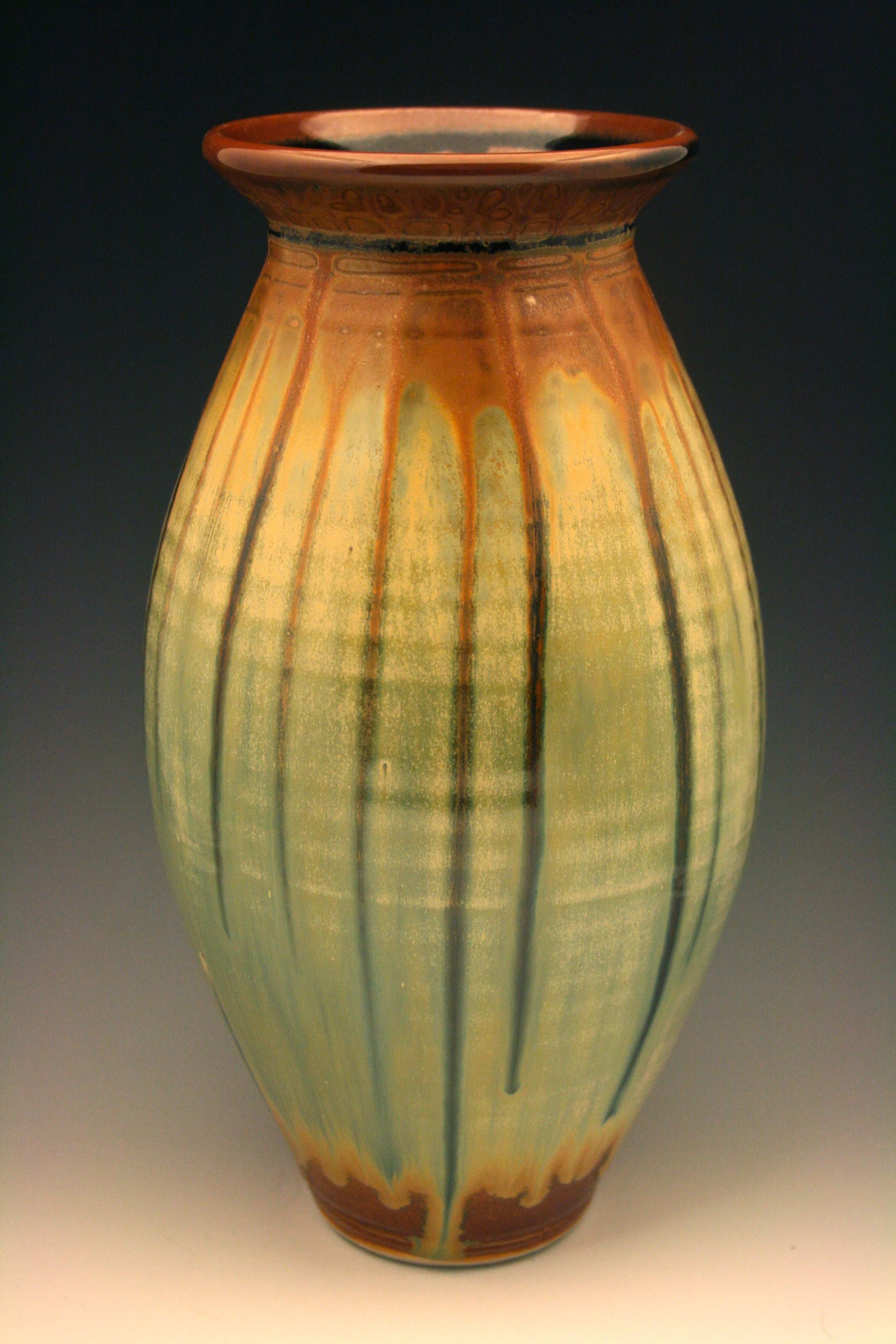 Vase; Clay; 2016