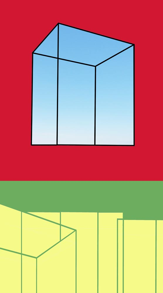 Berendina Buist. cube not cube 4.digital pigment print.19x13
