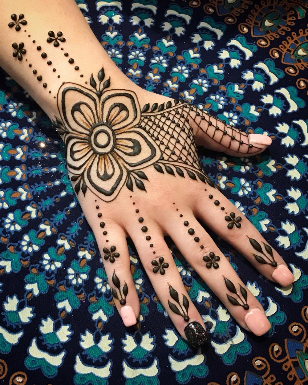 Catherine Lent Henna